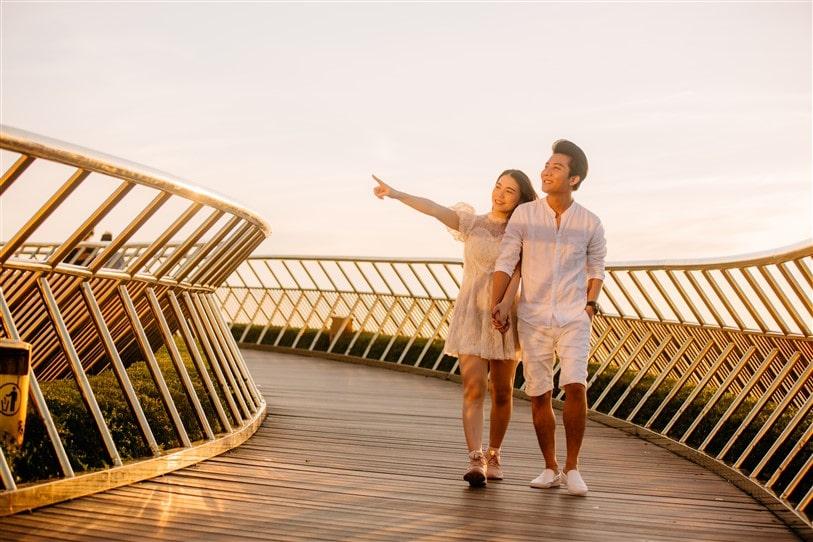 Sun World Ba Na Hills - The New York Times đã không tiếc những lời có cánh dành cho Cầu Vàng