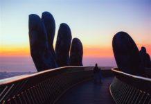 Cầu Vàng - Cây cầu bắc ước mơ du lịch Việt vươn tầm thế giới