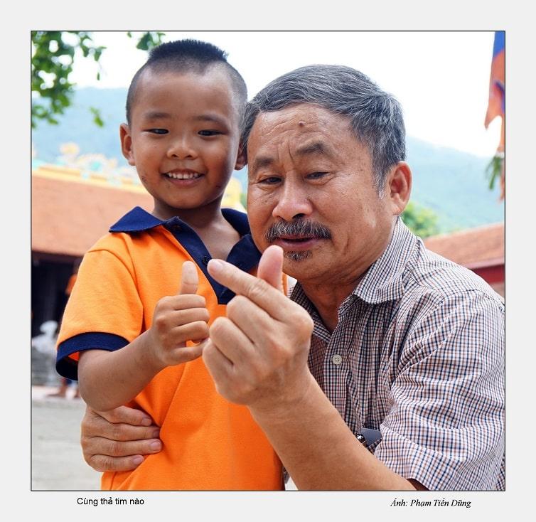 TS. Phan Quốc Việt và các học trò tự kỷ tại Tâm Việt (6)-min