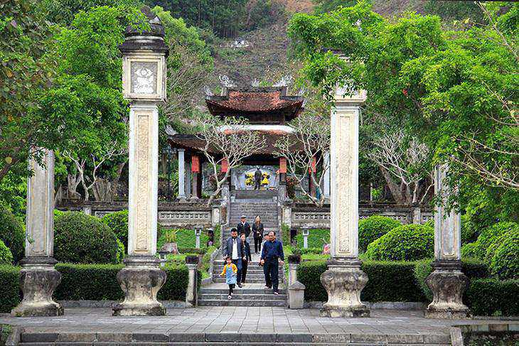 Đền thờ Lê Hữu Trác tại Hương Sơn, Hà Tĩnh