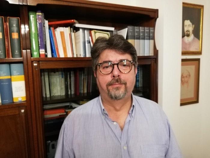 Ông Stefano Donno - Giám đốc Nhà xuất bản I Quaderni del Bardo (nước Ý)