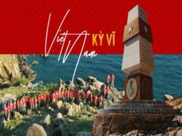 Việt Nam kỳ vĩ - 11 cột mốc trên biển