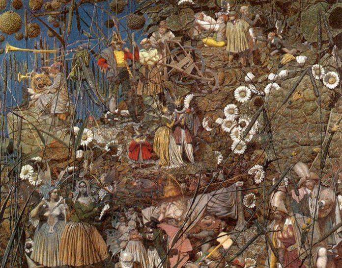 Outsider art - nghệ thuật sáng tạo bên ngoài dòng chính thống