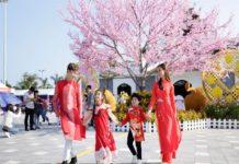 Khám phá 1 ngày thỏa thích với vô số sự kiện sôi động tại Công viên Châu Á - Asia Park xuân này