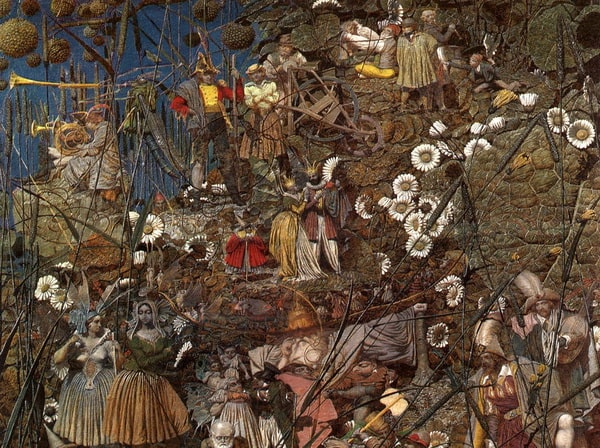 The Fairy Feller's Master- Stroke, tác phẩm nổi tiếng nhất của Richard Dadd (1817 - 1886), họa sỹ người Anh mắc chứng hoang tưởng.Đây là câu chuyện cổ tích bằng tranh của Dadd lấy cảm hứng từ bài hát cùng tên của ban nhạc Queen (Anh).
