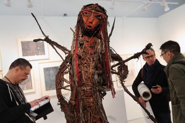 nghe thuat ben ngoai outsider art la gi 21 min - Outsider art - nghệ thuật sáng tạo bên ngoài dòng chính thống