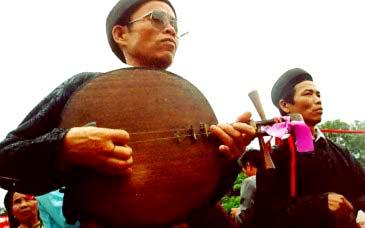 Nhạc cụ dân tộc