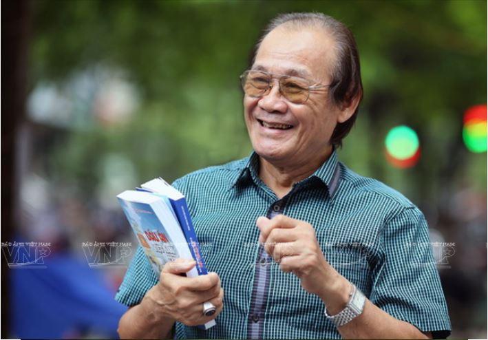 TS Trần Công Trục, người đầu tiên ở Châu Á dịch Công ước Luật Biển 1982 của Liên hợp quốc. Ảnh: Tất Sơn