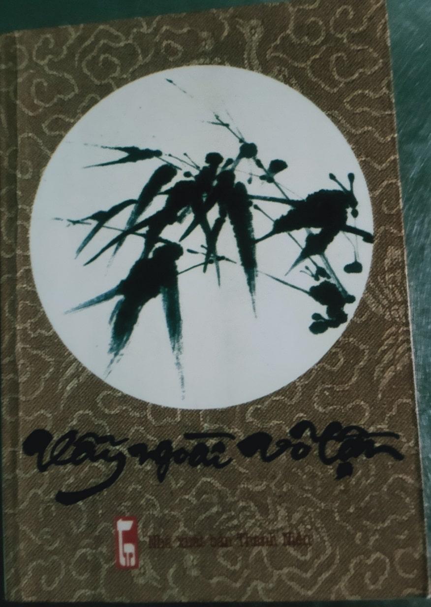 """Sách """"Vẫy ngoài vô tận"""" viết về Phạm Hầu do nhà văn Hoàng Minh Nhân biên soạn, NXB Thanh niên năm 2001 ấn hành"""