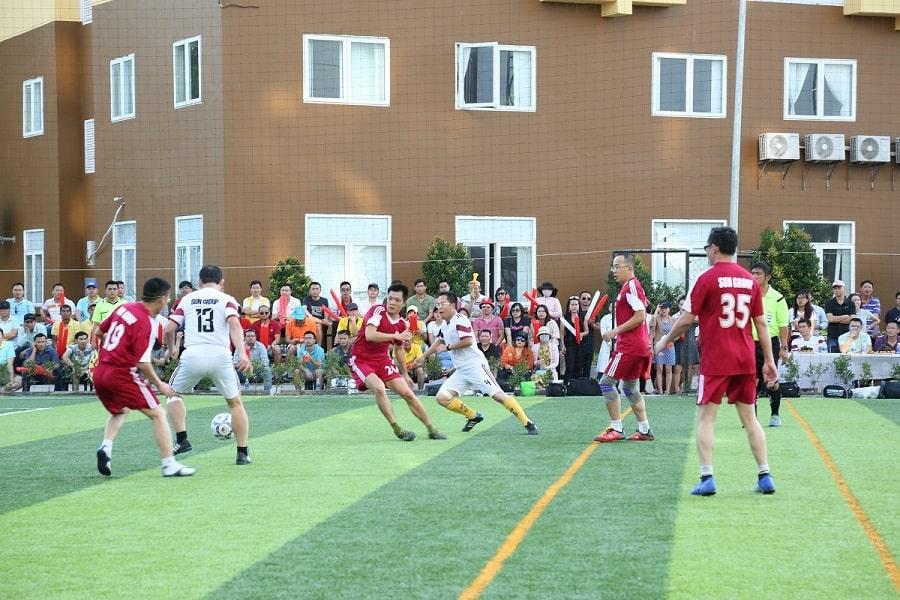 Hoạt động thể thao tại Sun Group