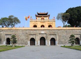 Khu Trung tâm Hoàng thành Thăng Long - Hà Nội