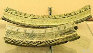 Mảnh gốm – Văn hóa Gò Mun