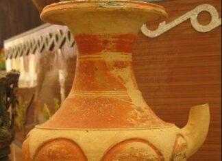 Vóc dáng di sản qua nghiên cứu khai quật khảo cổ học Óc Eo - Ba Thê, Nền Chùa